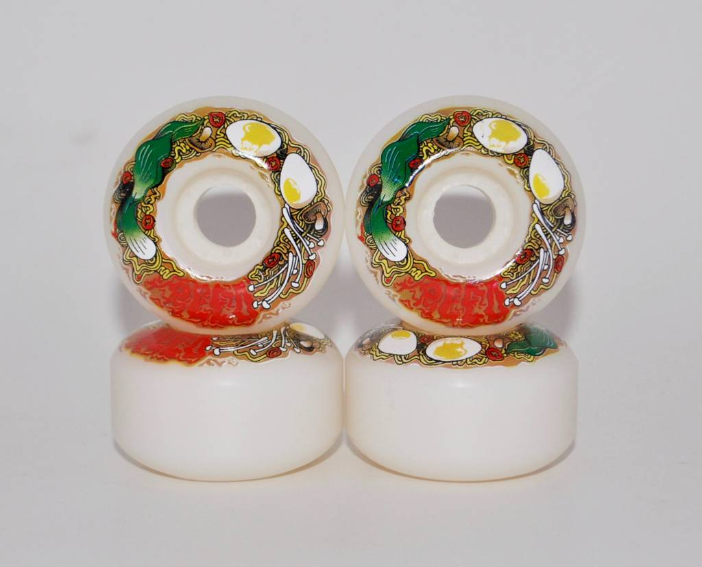 Reed Reed Uncle Ramen 52mm 99a wheels (set of 4)