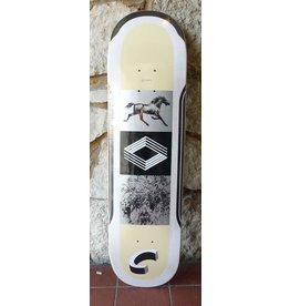 Quasi Quasi Gilbert Crockett VG++ Peach Deck - 8.25 x 32.125