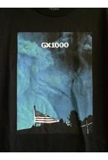 GX1000 GX1000 Flag T-shirt - Black