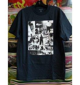 GX1000 GX1000 Riot T-shirt - Navy (size Medium)