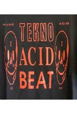 GX1000 GX1000 Acid Beat T-shirt - Black