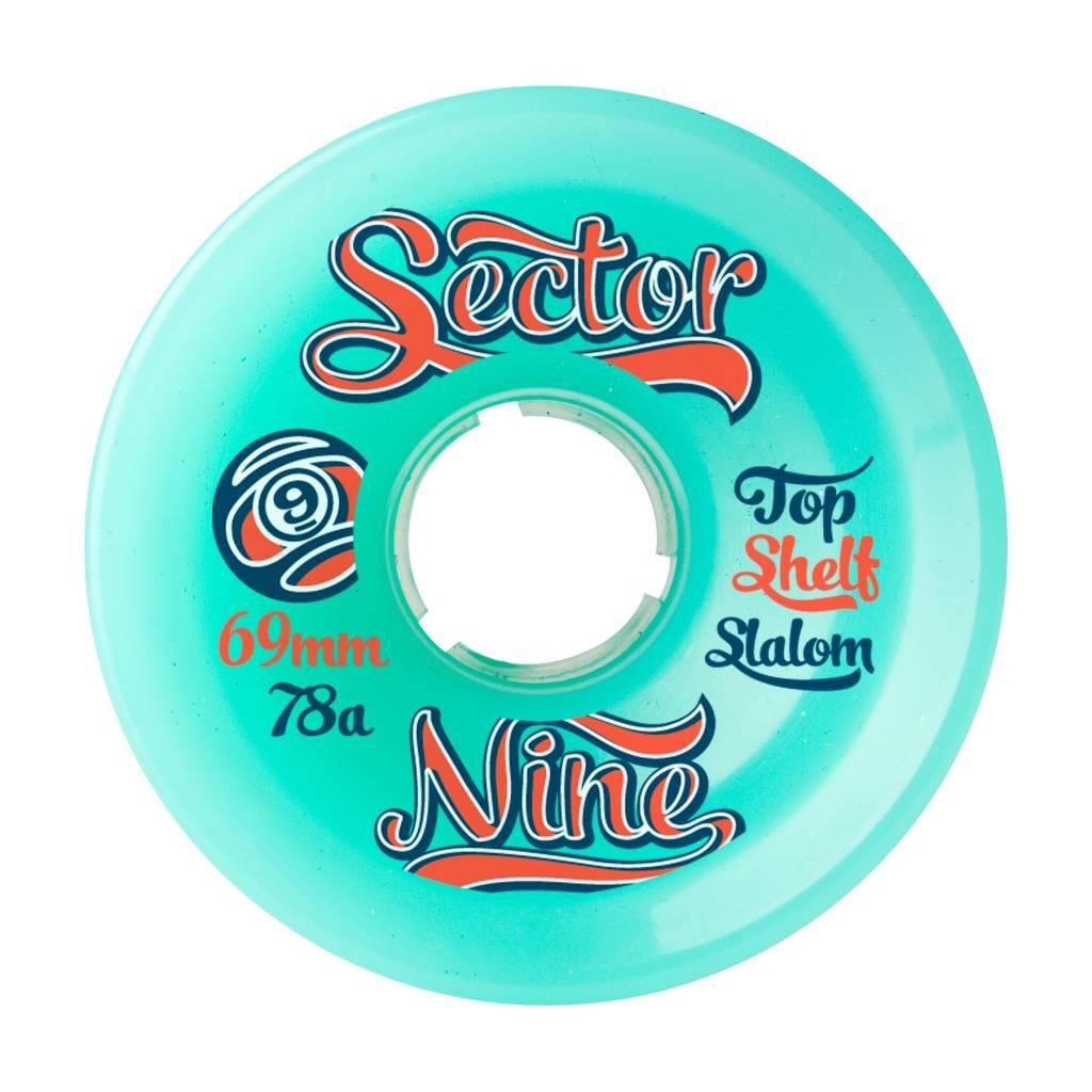 Sector 9 Sector 9 Nineballs 69mm 78a Slalom Wheels (set of 4)