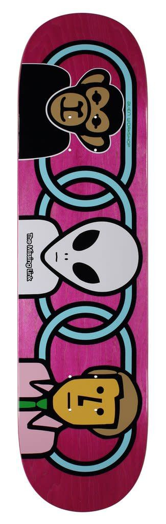 Alien Workshop Alien Workshop Missing Link Deck - 8.25 x 32.25