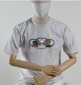 Alien Workshop Alien Workshop Missing Link T-shirt -Ash