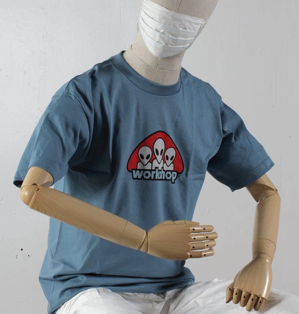 Alien Workshop Alien Workshop Triad T-shirt - Slate