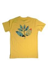 Magenta Magenta Miro T-shirt - Yellow