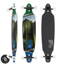 Sector 9 Sector 9 Vista Maple Lookout Complete - 42.12 x 9.62