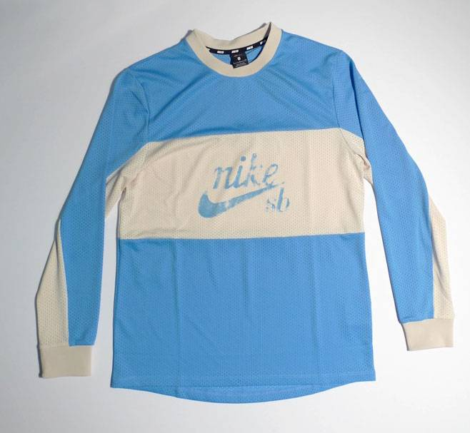 Nike SB Nike sb Dry Top XLM Mesh Top -  University Blue