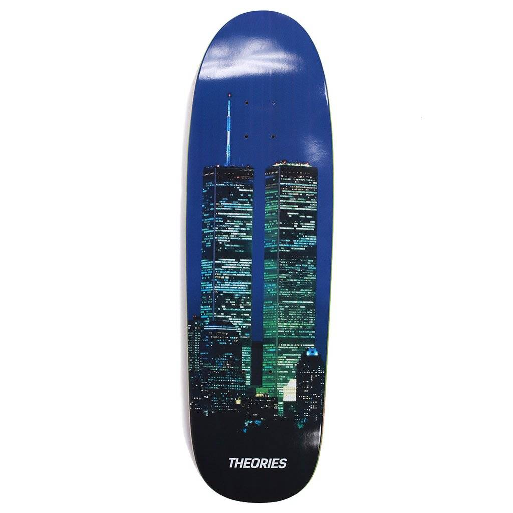 Theories Brand Theories WTC Deck - Special Delivery Shape