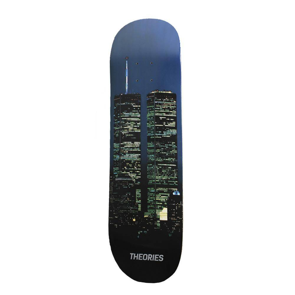 Theories Brand Theories WTC Deck - 7.875