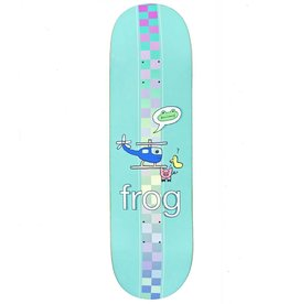 Frog Skateboards Frog Wheres Frog? Deck - 8.5