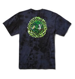 Primitive Primitive x Rick and Morty Nuevo Portal Washed T-shirt - Navy