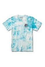 Primitive Primitive x Rick and Morty Mr Meeshrooms Washed T-shirt - Light Blue