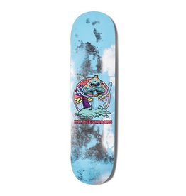 Primitive Primitive x Rick and Morty Mr. Meeshrooms Deck - 8.25
