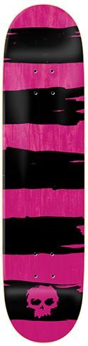 Zero Zero Team Punk Stripes PP Deck - 8.0 x 31.6
