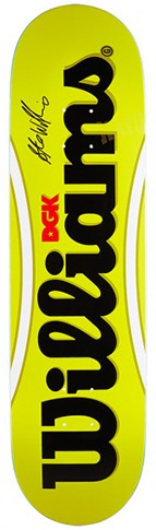 DGK DGK Williams Baller Deck - 8.25