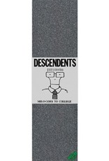 "Mob Grip Mob Grip 9"" Decendents Milo Goes to College Sheet"