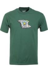 Polar Polar Puff T-shirt - Forest Green (LARGE)
