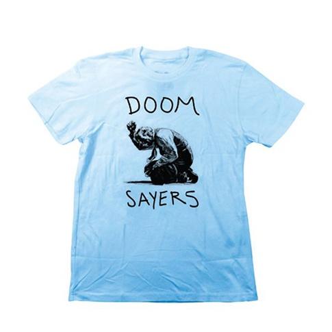 Doom Sayers Death of a Salesman T-shirt - Light Blue