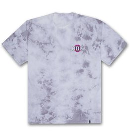 Huf Worldwide Huf Pyscho Neo Triangle t-shirt - Crystal Wash White (X-Large