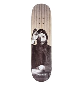 Theories Brand Theories Rasputin Gold Deck - UFO SHAPE 8.5 x 32.25