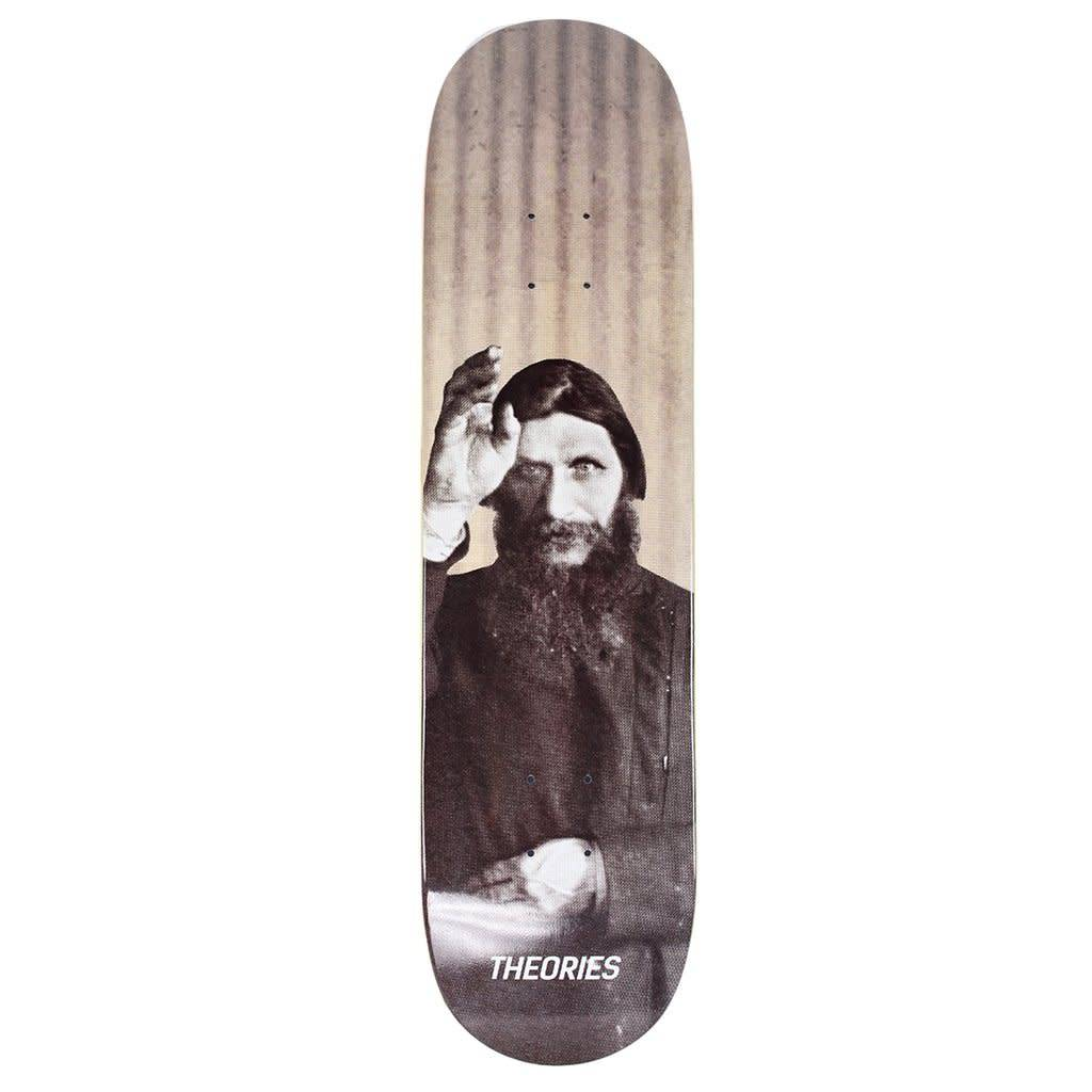 Theories Brand Theories Rasputin Gold Deck - UFO SHAPE 8.5 x 32.25
