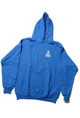 Theories Brand Theories Scribble Pullover Hoodie - Royal