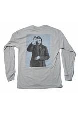 Theories Brand Theories Rasputin Longsleeve T-shirt - Heather Gray