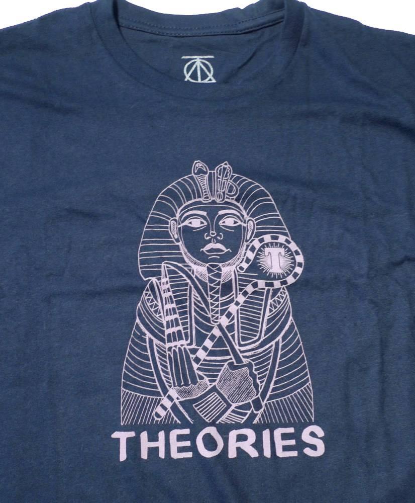 Theories Brand Theories Pharaoh T-shirt - Navy