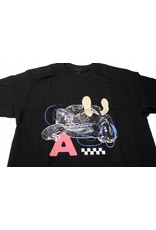 Quasi Quasi Toad-Al War T-shirt - Black