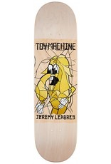 Toy Machine Toy Machine Leabres Broken Deck - 8.50 x 32.25