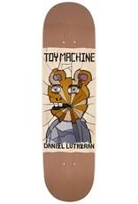 Toy Machine Toy Machine Luthern Broken Deck - 8.25 x 32