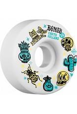 Bones Wheels Bones STF v 51mm Sieben Earth Rollers 103a Wheels (set of 4)