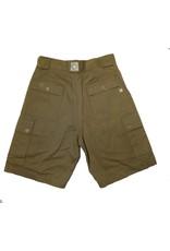 Ezekial Cargo Shorts - Green (size 32)