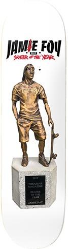 Deathwish Deathwish Foy SOTY Trophy Deck - 8.5