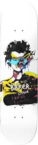 Baker Baker Dollin Lister Deck - 8.0