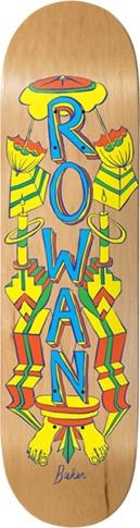 Baker Baker Rowan Totem Deck - 8.12 x  31.5