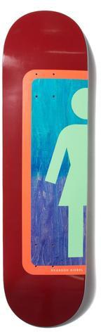 Girl Girl Biebel Ombre OG Deck- 8.0 x 31.875 (G008)