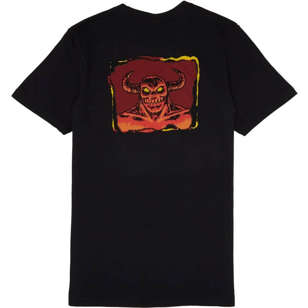 Toy Machine Toy Machine Hell Monster T-shirt - Black