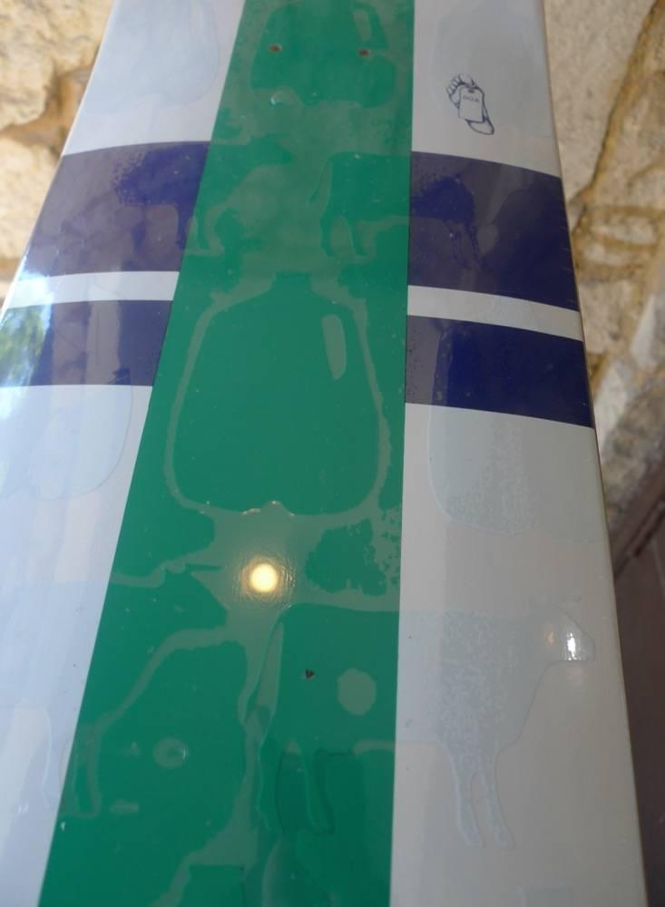 Dead On Arrival D.O.A. Cappadonna Deck 8.375