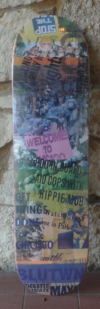 Bluetown Bluetown Welcome Deck - 8.25