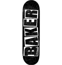 Baker Baker Team Brand Logo Spider Deck 8.25 x 31.875