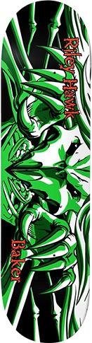 Baker Baker Hawk Faclon 3 Legacy Deck 8.25 x 31.875
