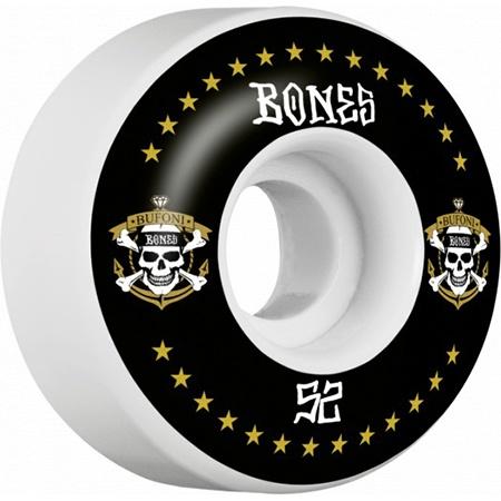 Bones Wheels Bones STF Bufoni Live 2 Ride v1 52mm 103a Wheels (set of 4)