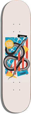 Politic Politic Caddo Critters Deck - 8.50