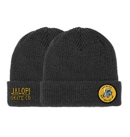 Anti-Hero Anti-Hero Jalopi Cuff Beanie - Grey