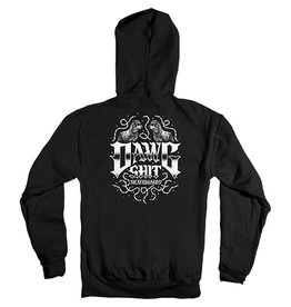 Anti-Hero Anti-Hero Dawg Shit Hoodie - Black