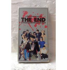 Birdhouse The End (1998) VHS - (Preowned) (Black Tape)