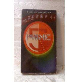 Prime Skateboards - Prime 5 (1995) VHS - Preowned