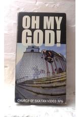 Church of Skatan - Oh My God! (2000) VHS - (Preowned)